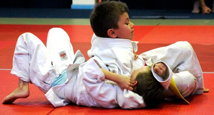 Judo Slider