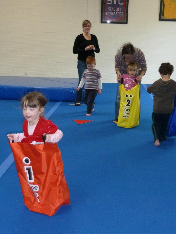 Seacliff Recreation Centre Brand new class starting at Kindergym in ...