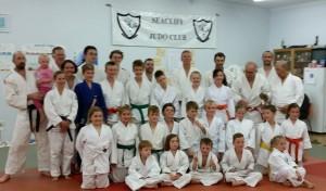 Judo visitor 1