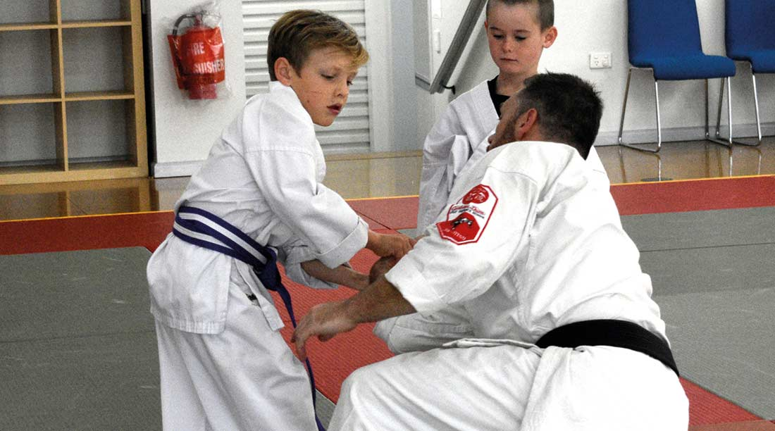 Ju-Jitsu