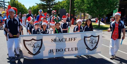 Seacliff Judo