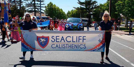 Seacliff Calisthenics