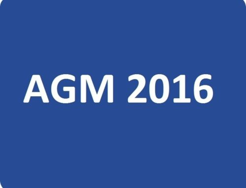AGM 2016 Awards