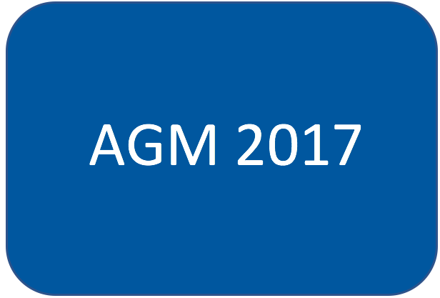 AGM 2017 Awards