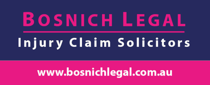 Seacliff Recreation Centre - Gold Sponsor - Bosnich Legal
