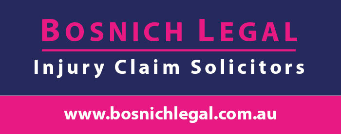 Seacliff Recreation Centre - Gold Sponsor - Bosnich Legal