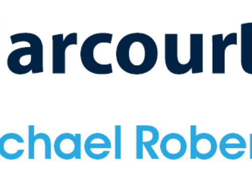 Michael Roberts – Harcourts – gold sponsor