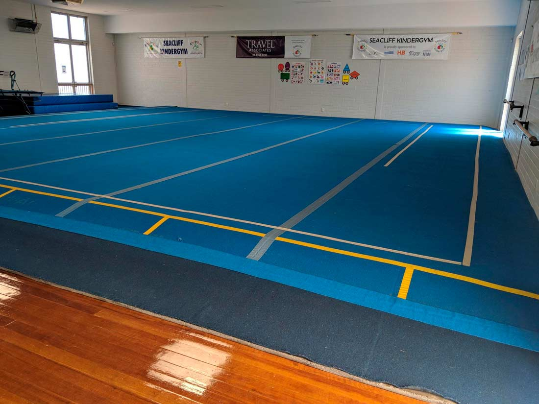 Seacliff Recreation Centre - Hall Hire - North Hall