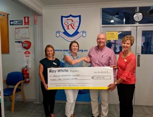 Community Grant – Ray White Brighton