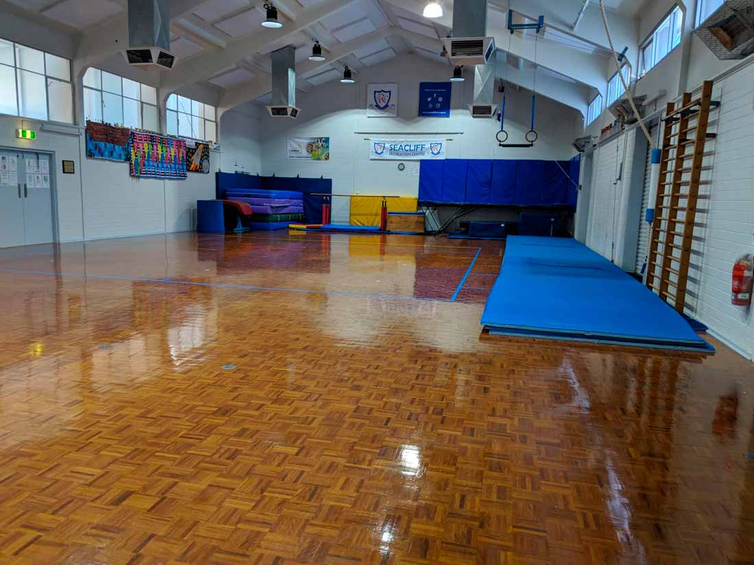 Seacliff Recreation Centre - Hall Hire - Middle Hall