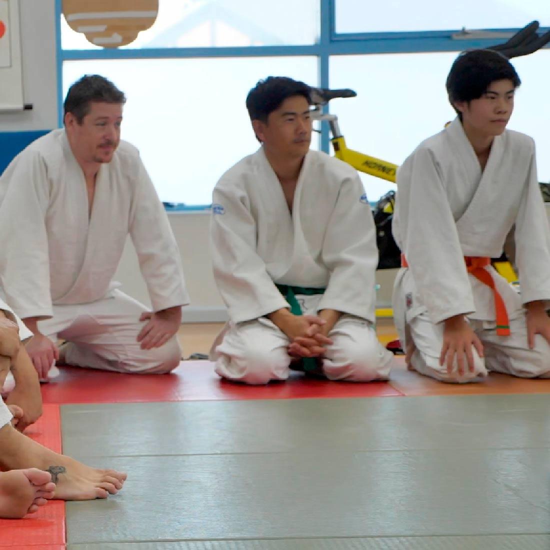 Seacliff Recreation Centre Seacliff - Judo Seniors