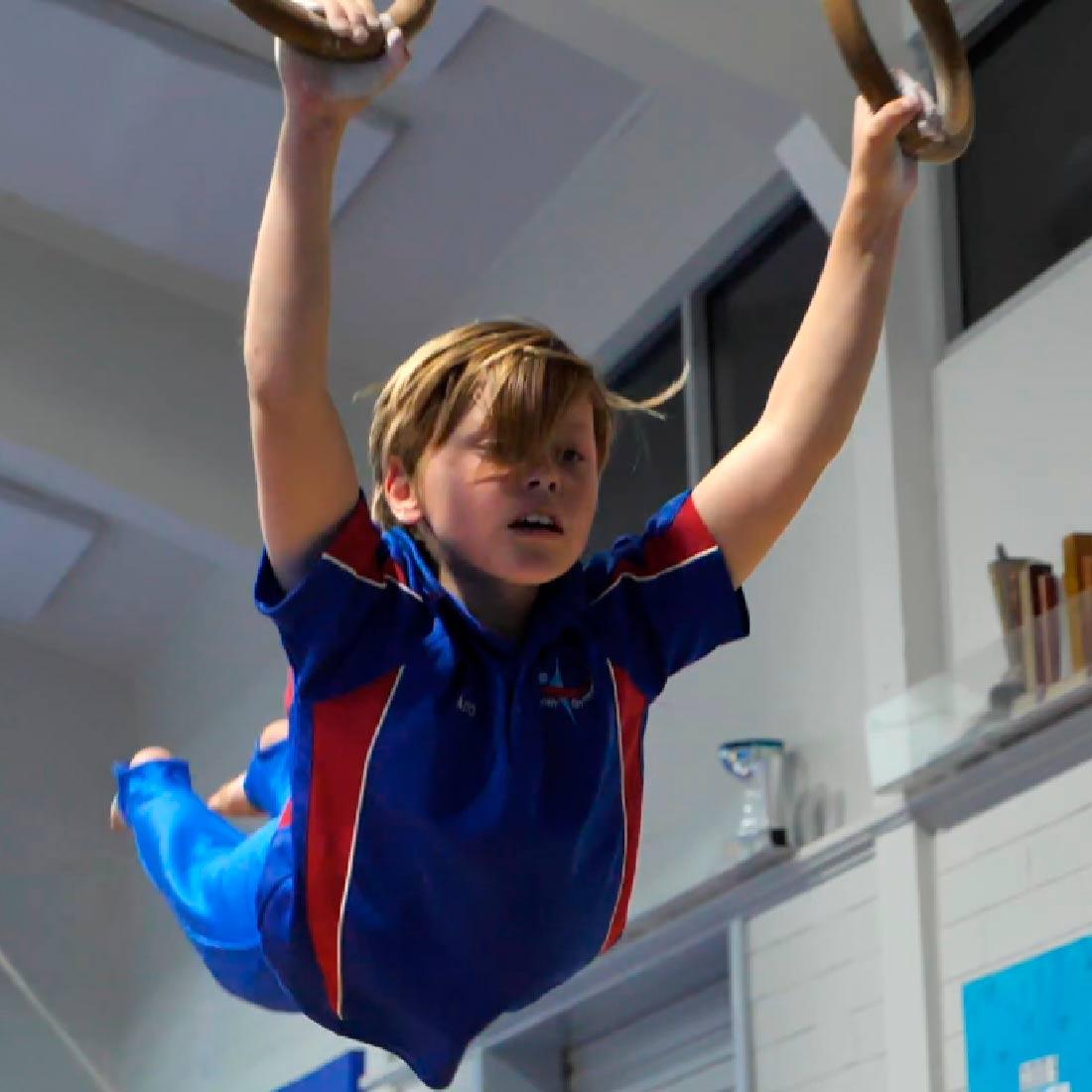 Gymnastics – Male Artistic Gymnastics