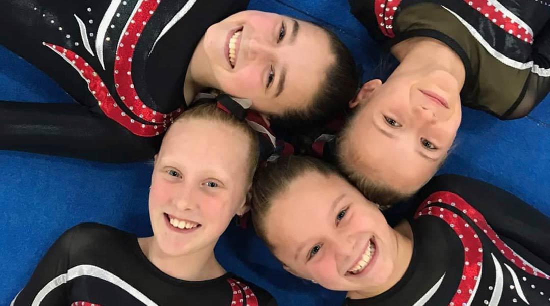 Gymnastics – Women's Artistic Gymnastics Competition Squad