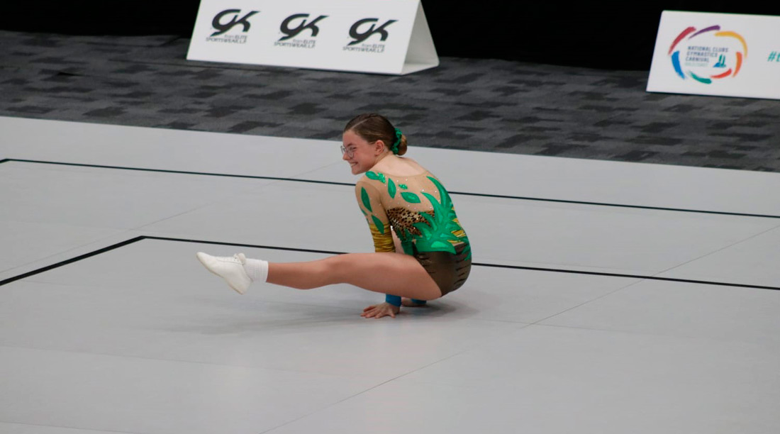 Gymnastics – Aerobic