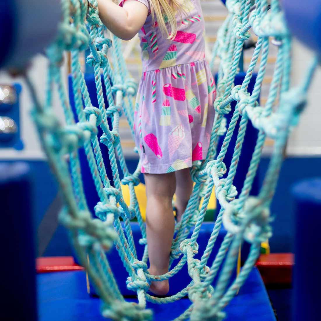 Seacliff Kindergym Explore-Ability