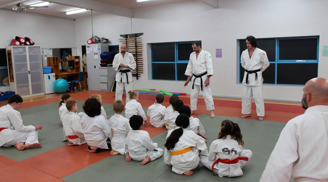 Seacliff Recreation Centre Seacliff - Judo Juniors