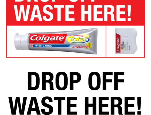Oral Care Recycling Program