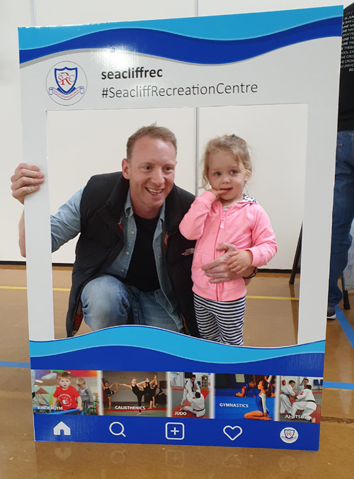 Seacliff Recreation Centre - Open Day - David Speirs