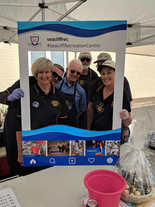Seacliff Recreation Centre - Open Day - Kiwanis Lions Glenelg