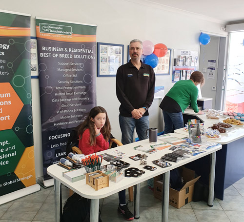 Seacliff Recreation Centre - Open Day - Computer Troubleshooters (centre sponsor)