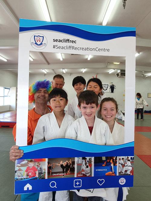 Seacliff Recreation Centre - Open Day - Judo