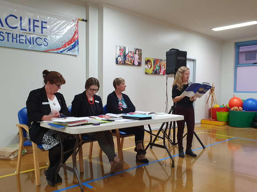 Seacliff Recreation Centre AGM 2019