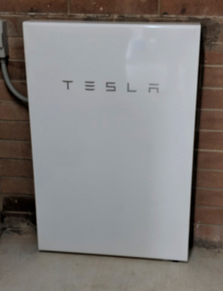 Seacliff Recreation Centre - tesla rechargeable battery installed