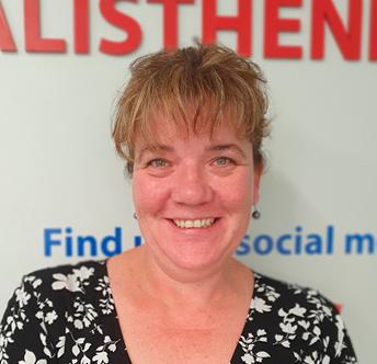 Melissa Kari - Secretary